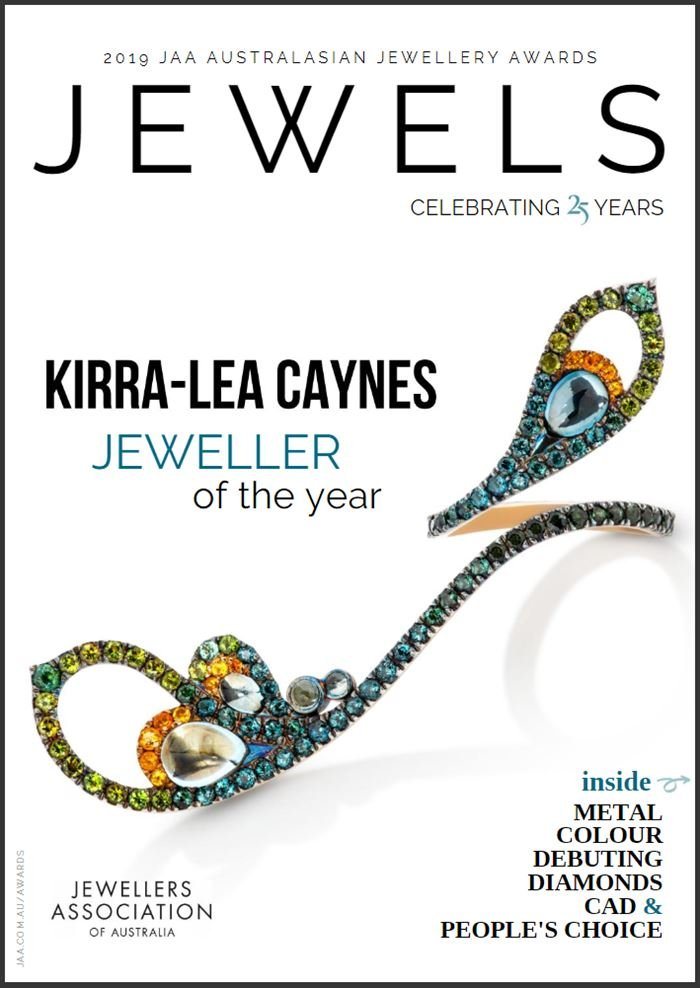 2019 JAA Australasian Jewellery Awards eMagazine