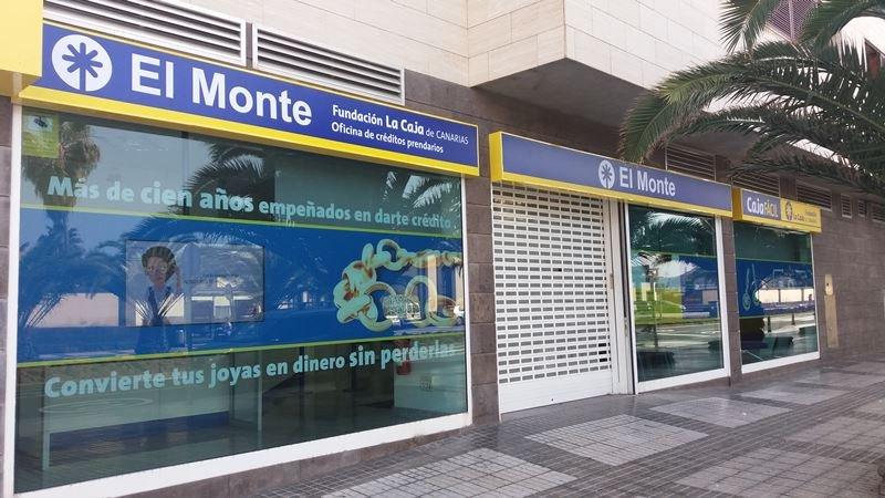 Monte de Piedad de Fundación La Caja de Gran Canaria
