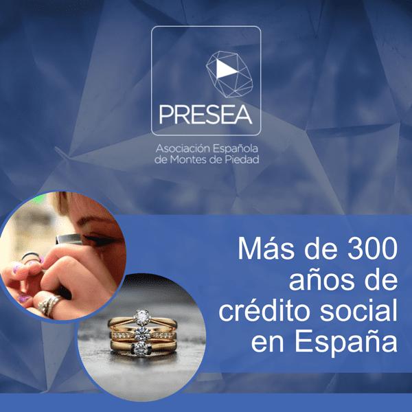 Presea - Asociación Española de Montes de Piedad