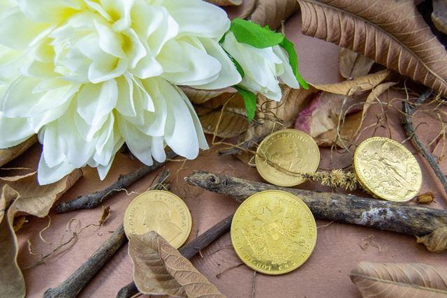 La Caja de Canarias - Subasta enero 2021 - Monedas de oro