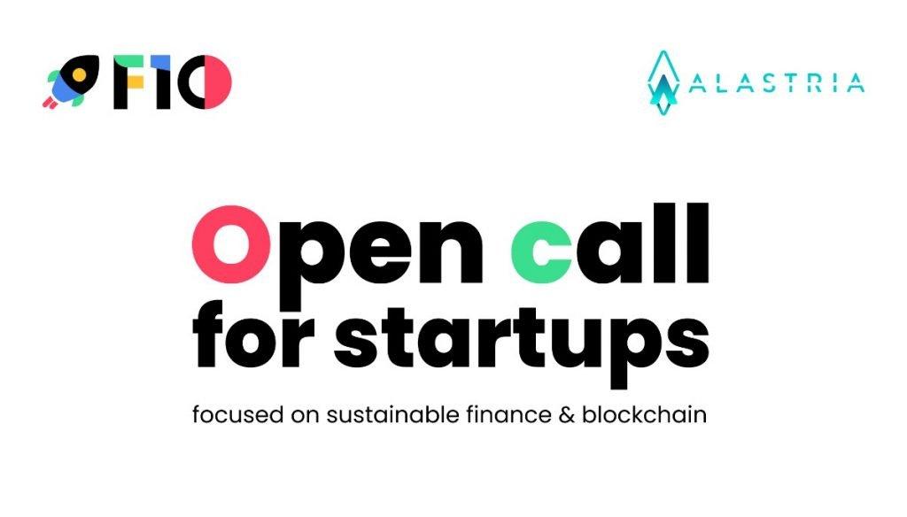 Convocatoria abierta para startups - Finanzas sostenibles y blockchain 2020