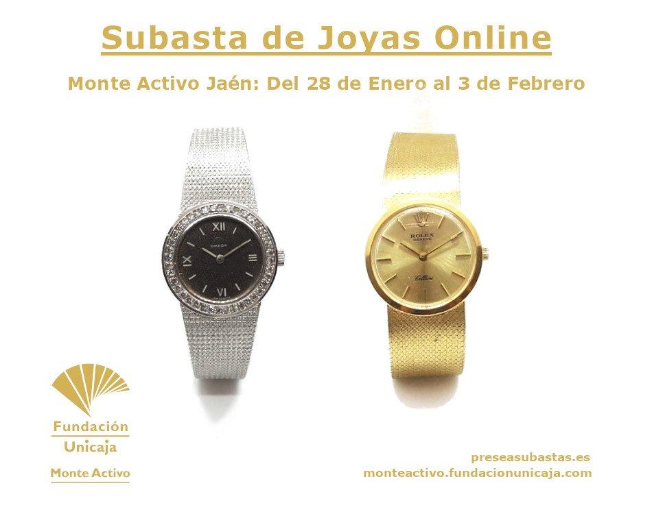 Monte Activo Subasta online de joyas - 2021_01 Jaén
