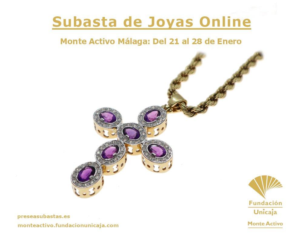Monte Activo Subasta online de joyas - 2021_01 Málaga