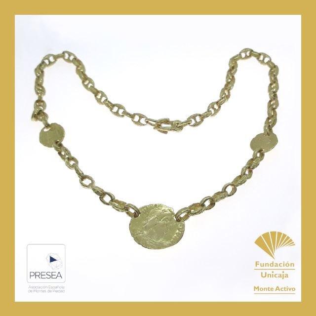 Monte Activo - Subastas online de joyas abril 2021 Almeria pulsera monedas