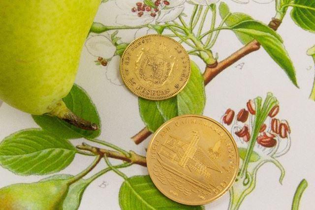Monte de Piedad La Caja de Canarias - Subasta online de joyas junio 2021 - Monedas oro