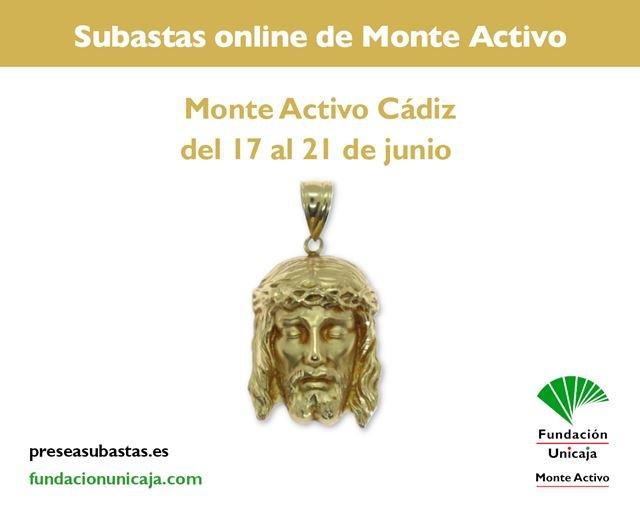 Monte Activo - Subastas online de joyas junio 2021 Cadiz