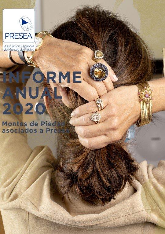 Presea- Informe Anual Montes de Piedad 2020