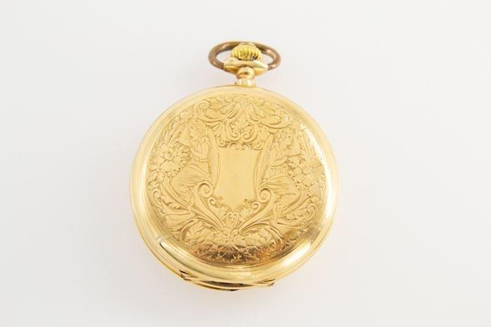 Monte de Piedad La Caja de Canarias - Subasta online julio 2021 - Reloj bolsillo oro