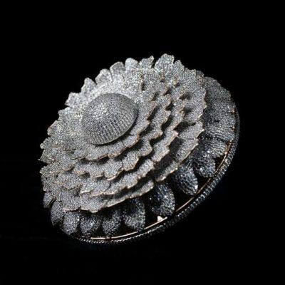The Marigold Ring - Anillo de diamantes récord Guinnes 2020